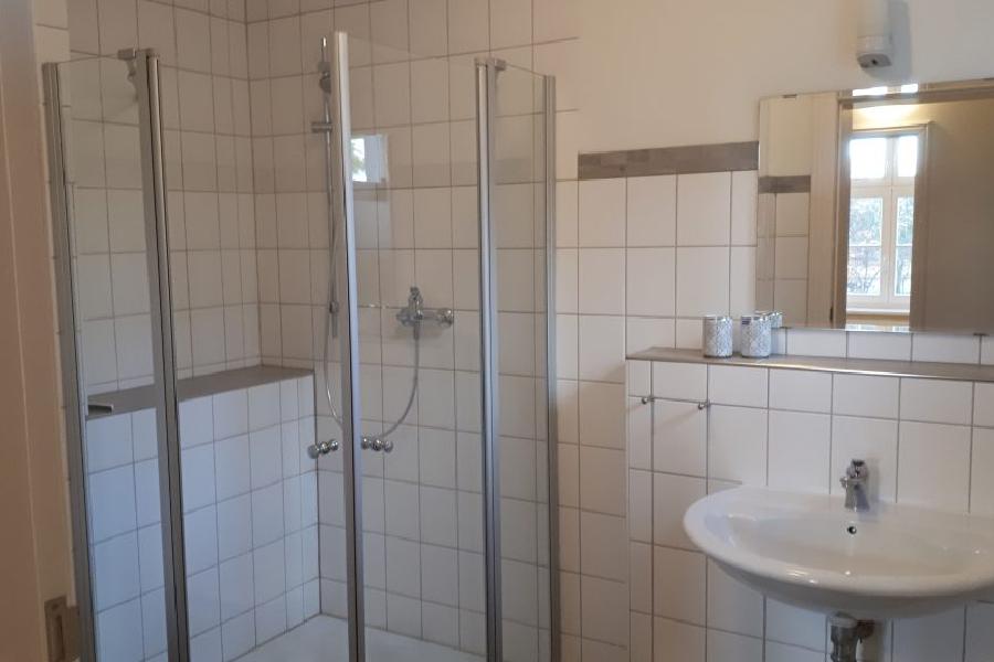 neues Badezimmer in der EG Wohnung Elegance