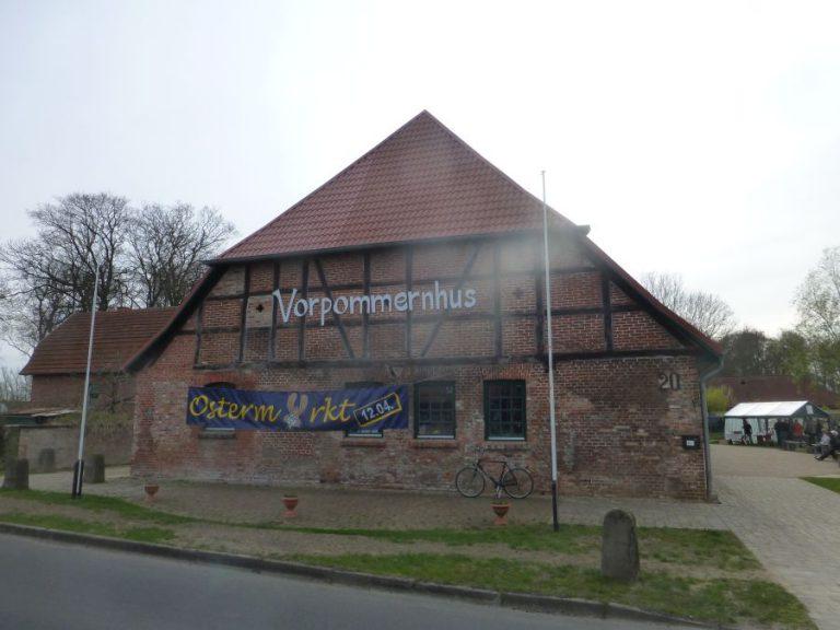 Eventscheune Vorpommernhus in Klausdorf
