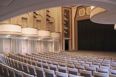 Theater Stralsund Bühne