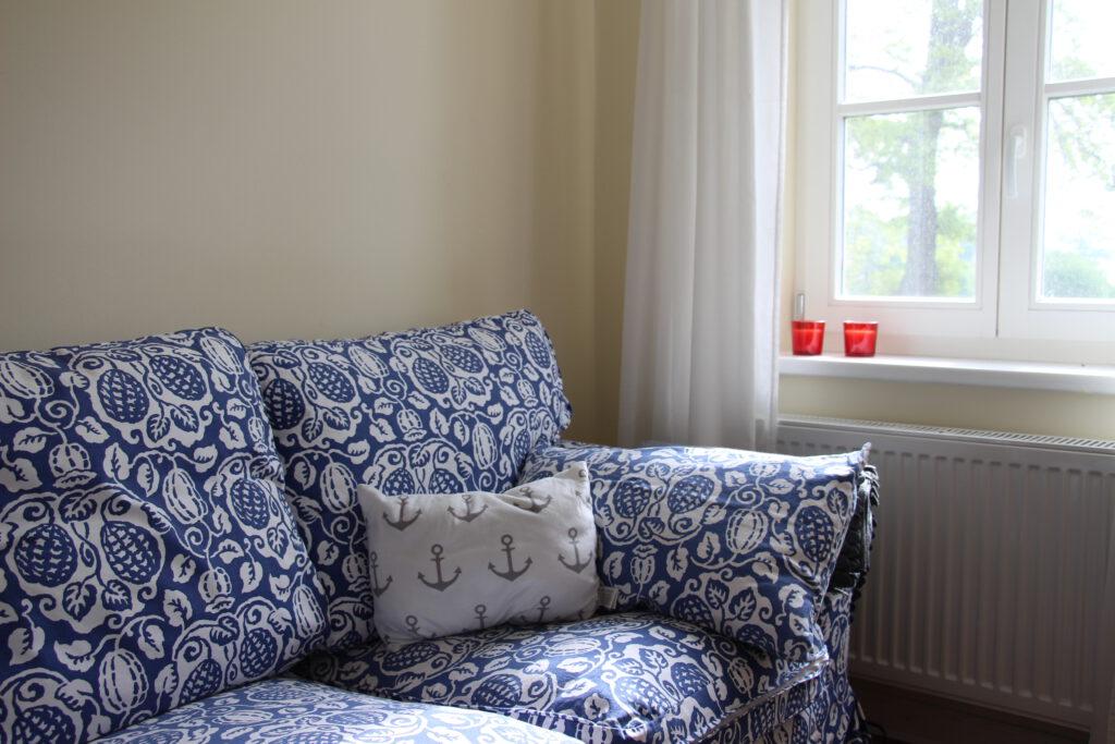 Nahaufnahme Sofa Wohnzimmer OG Wohnung Family