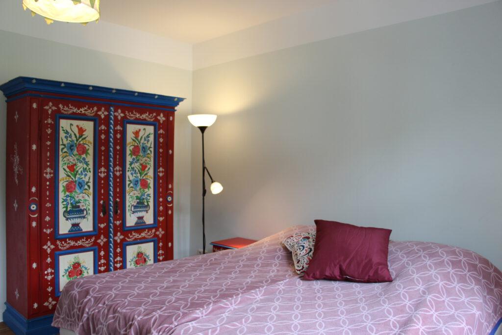 3tes Schlafzimmer in der OG Wohnung Family