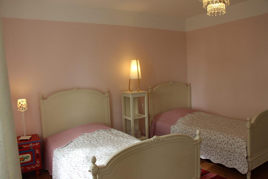 2tes Schlafzimmer in der OG Wohnung Family