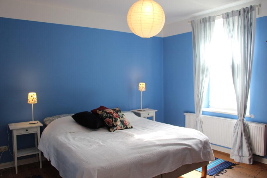 1stes Schlafzimmer in der OG Wohnung Family